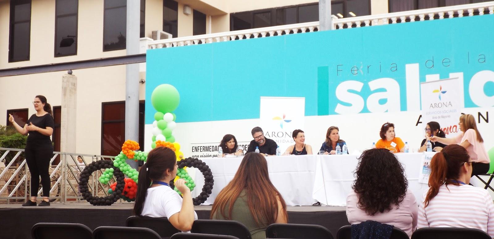 Arona aborda las enfermedades oncológicas en la II Feria de la Salud