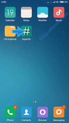 Cara Mudah Rooting dan Install XPosed pada Xiaomi Mi4i