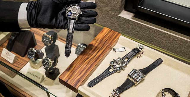 Chiêm ngưỡng 7 kiệt tác đồng hồ tai sự kiện Dubai Watch Week