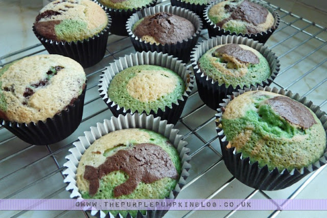 Camo/Camouflage #Cupcakes for an #Army #Military #Party