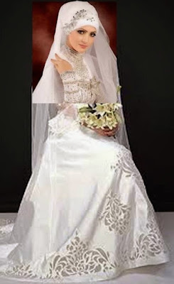 24 Model Gaun Pesta Pernikahan Warna Putih Modern Terbaru