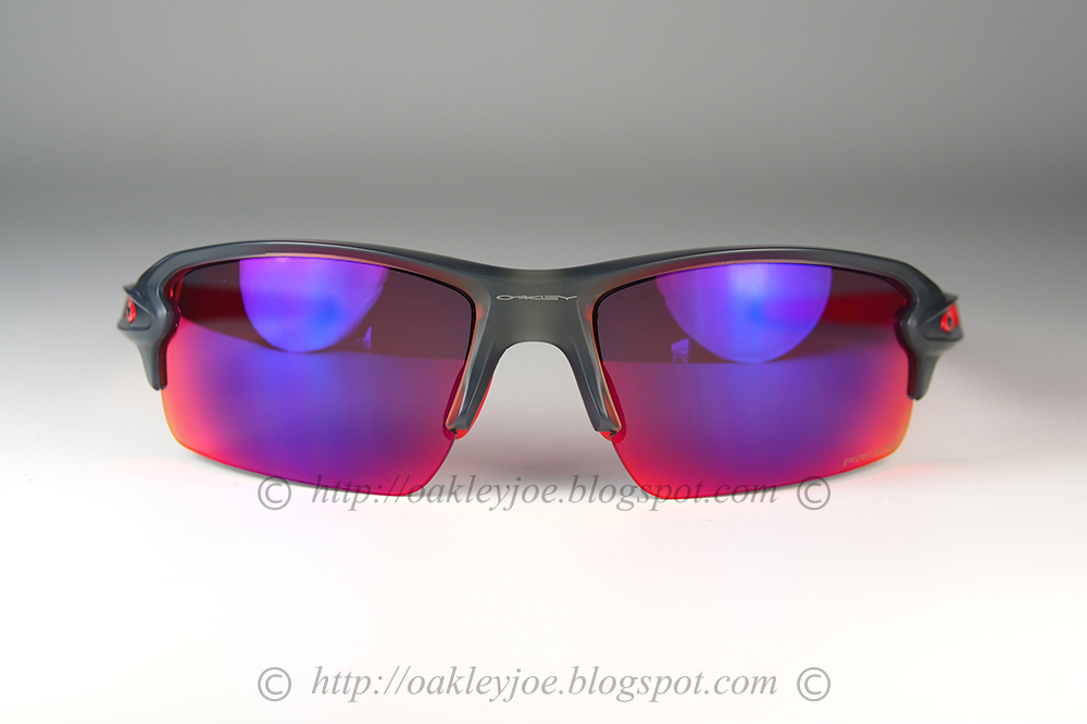 f647423f2f4 silver + ruby prizm + red icon + red socks  245 lens pre coated with Oakley  hydrophobic nano solution complete set with box