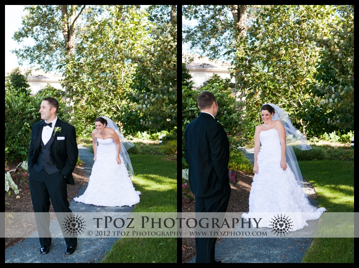 Hillendale Country Club Wedding First LOok