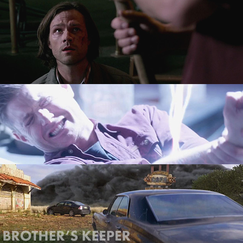 "Supernatural 10x23 ""Brother's Keeper"" - One of the Top 5 Episodes of Season 10 of Superantural by freshfromthe.com"