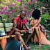 Davido And Girlfriend Chioma On Vacation in Barbados