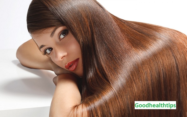 Growing Hair  5 Natural Ways