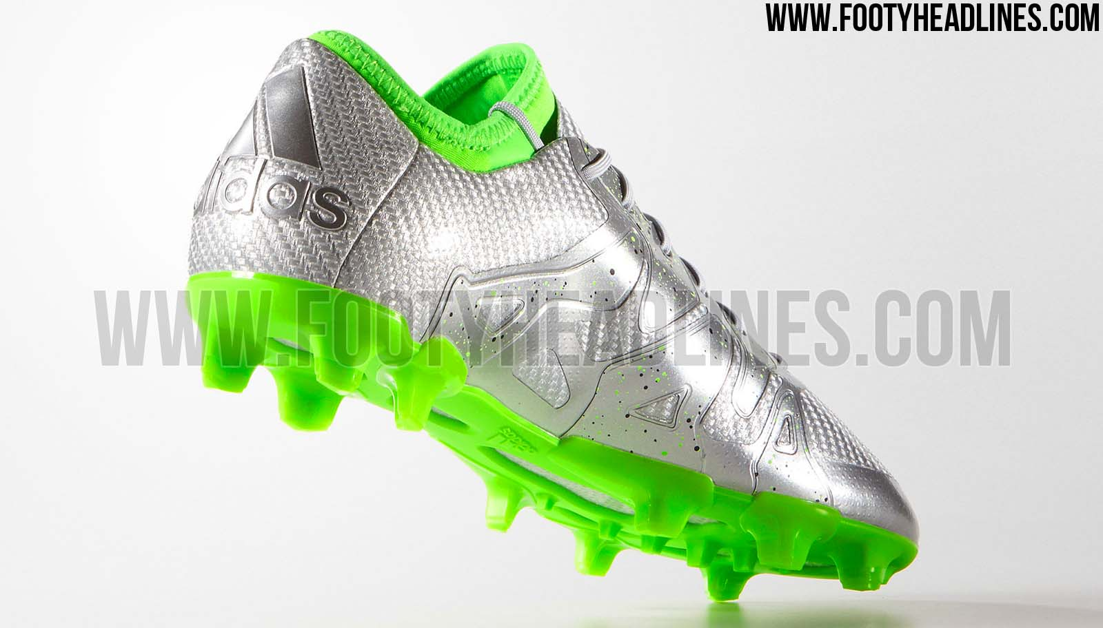 Eskolaite Chrome Adidas X 2015-2016 Boots Released
