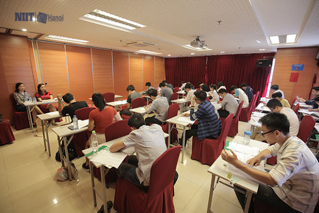 VITD sở hữu các phòng đào tạo và phòng máy tính đáp ứng được yêu cầu về cơ sở vật chất đạt chuẩn quốc tế cho việc đào tạo CNTT