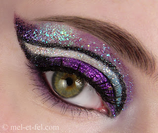 [Look + Review] Glitter all over