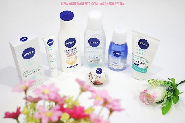 Nivea Skincare Product [Review]