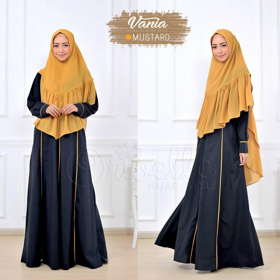 Aurora Long Skirt Warna Abu Daftar Harga Terkini Dan My Size Pants Pencil Abuaz492 Muda 3l Vania By Oribelle Hijab Style