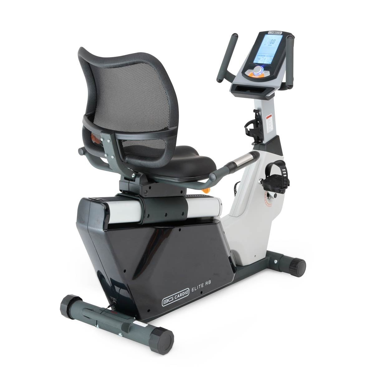 Exercise Bike Zone: 3G Cardio Elite RB Recumbent Exercise
