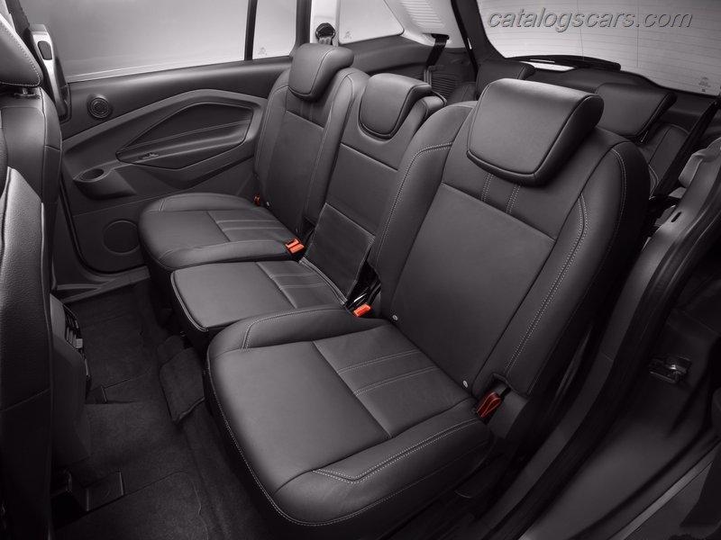 صور سيارة فورد سى ماكس 2013 - اجمل خلفيات صور عربية فورد سى ماكس 2013 -Ford C-MAX Photos Ford-C-MAX-2012-25.jpg