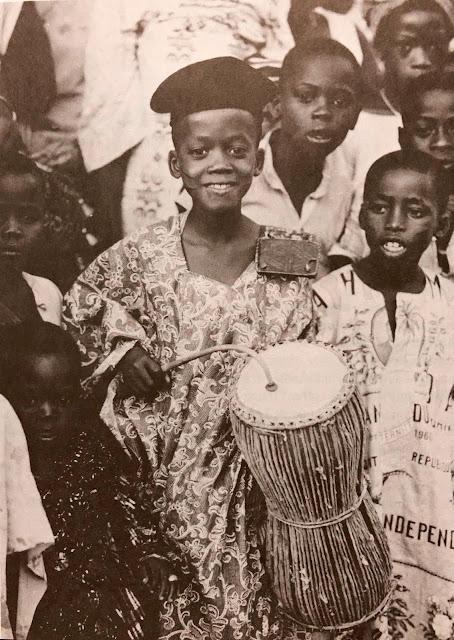 MusicRepublic NIGERIA – NIGÉRIA Haruna Ishola & His Apala Group – Star Records SRPS 32
