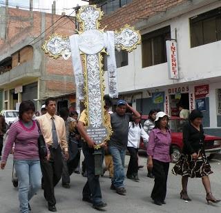 exaltación de la Cruz en Concepcion