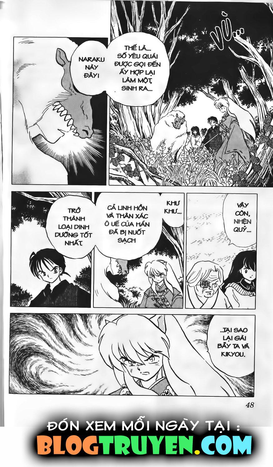 Inuyasha vol 08.3 trang 9
