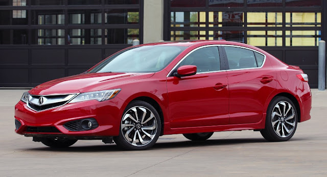 2017 Acura ILX Review UK