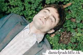 The New York Times: Tips from Daniel Radcliffe on how to play dead