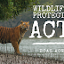 Why the need of Wildlife Protection Act in India?