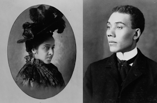 Affluent black Americans, ca. 1900