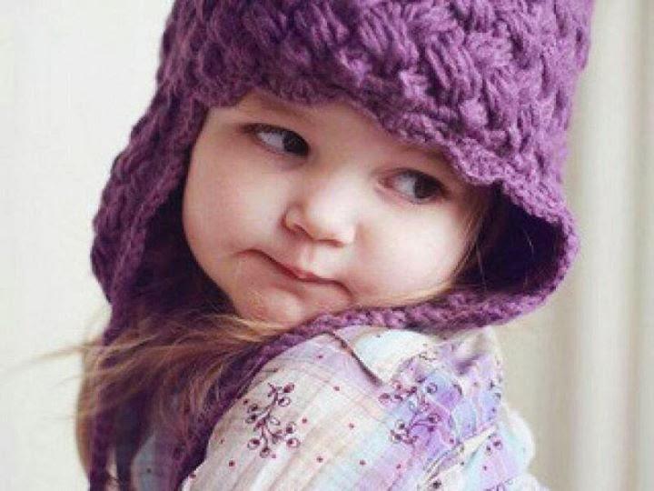 sevimli güzel güzel bebek