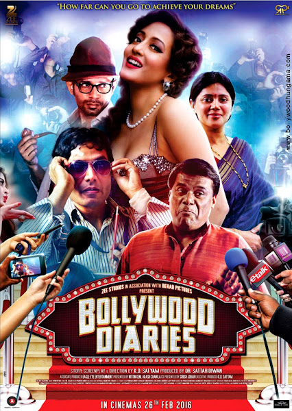Bollywood Diaries (2016) Movie Poster