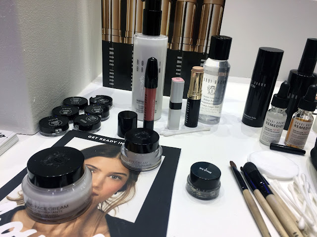 Eldon Square Walk-in wardrobe fashion experience beauty Bobbi Brown