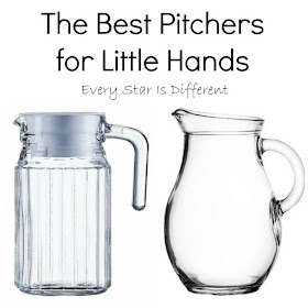 The Best Pitchers for Little Hands