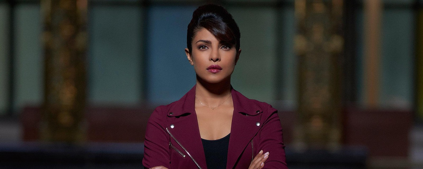 quantico women Quantico is an american television drama thriller series which premiered on the american broadcasting company (abc) only in quantico's case it's a woman.