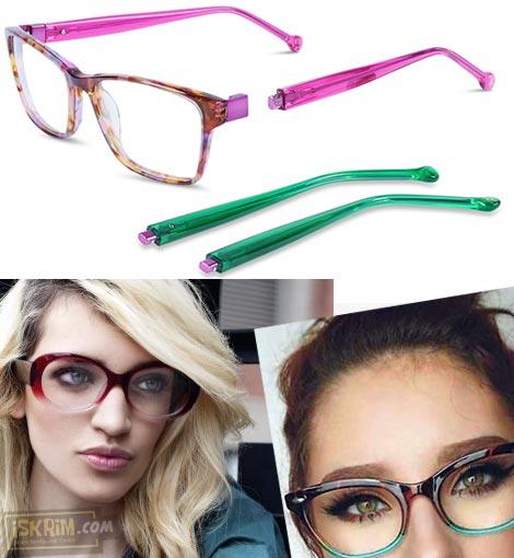 Warna Frame Kacamata yang Bakal Trend Di Tahun Ini