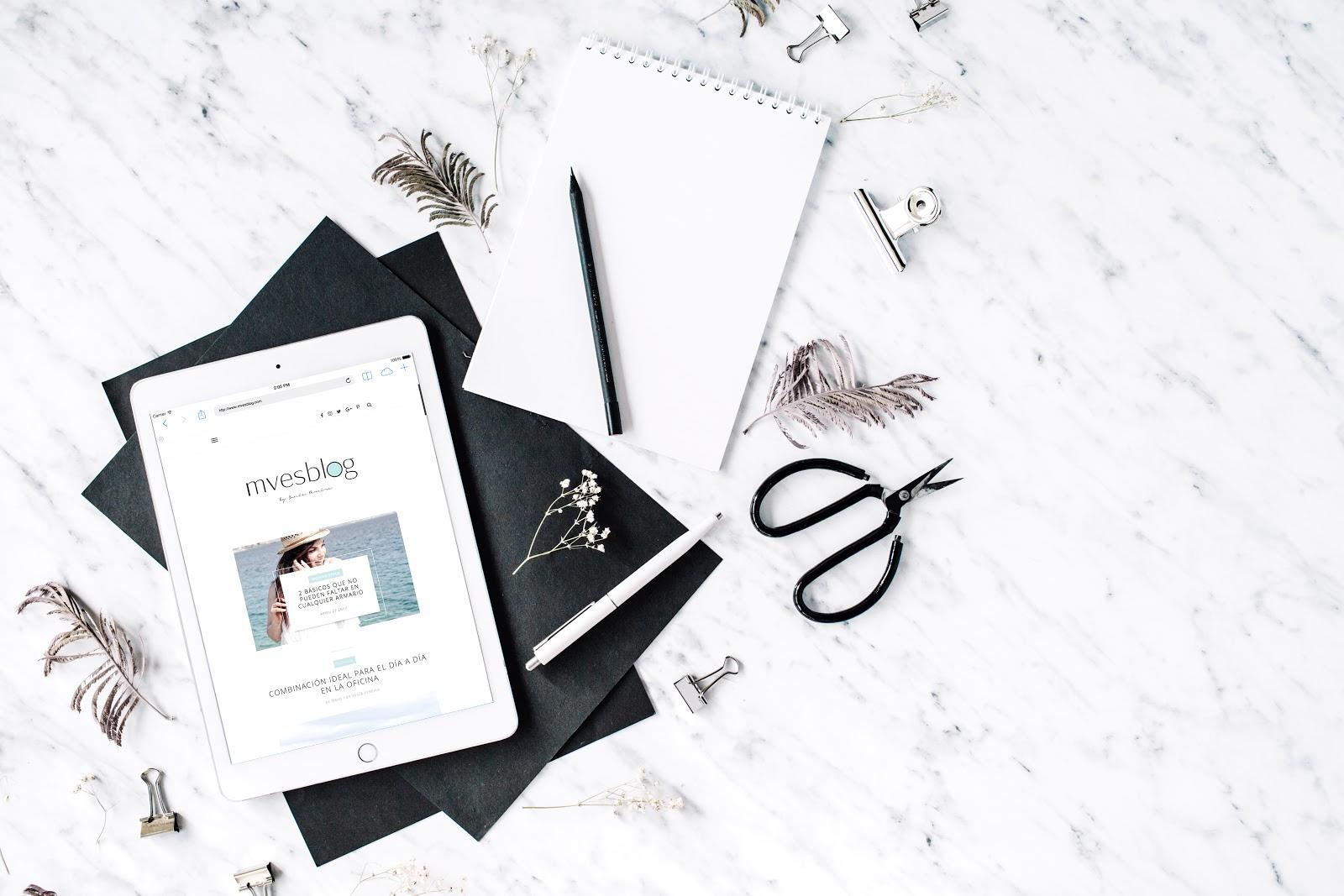 Construir un blog profesional con Blogger