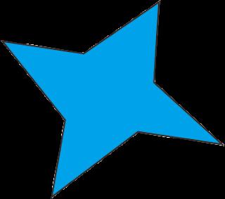 Kreasi Bintang Origami