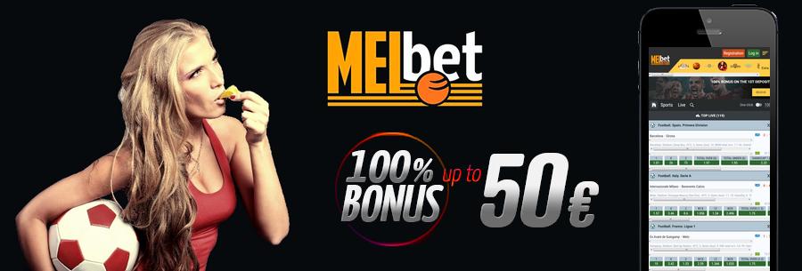 Melbet Promotion