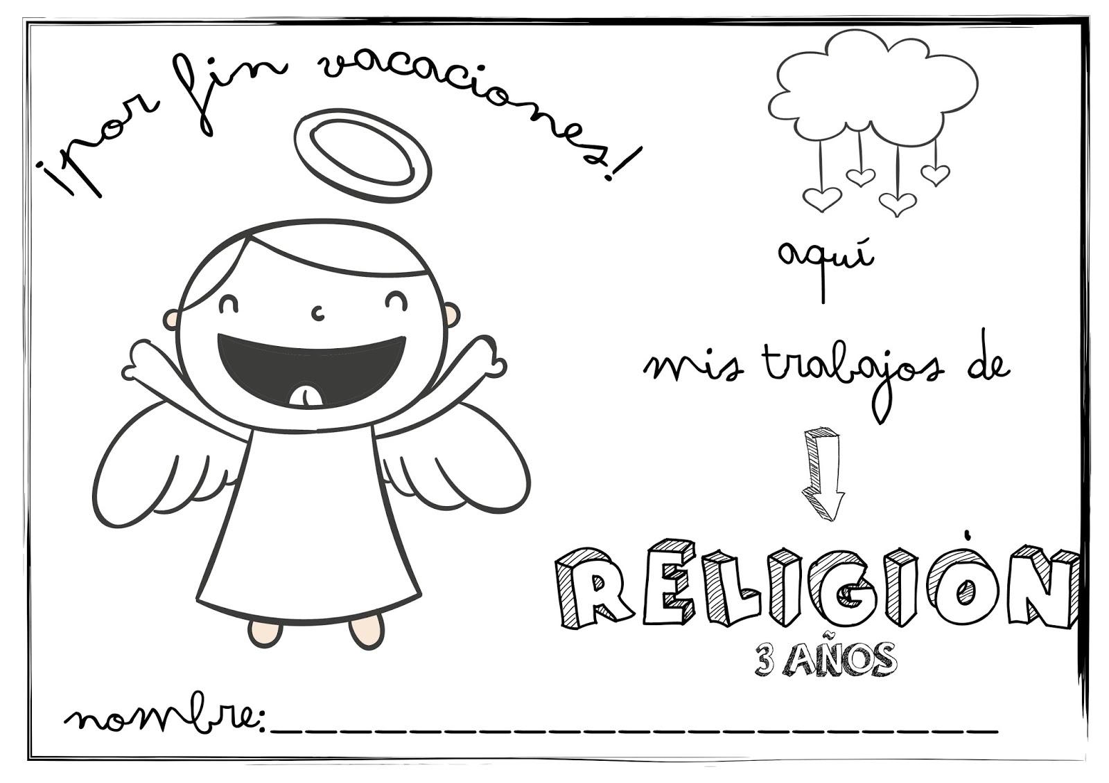 Dibujos Clase De Religion: Mis Clases De Reli Son +: ¡SE ACABA EL COLE