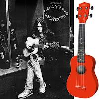 """""""Neil Young"""", Ukulele, """"Greatest Hits"""""""