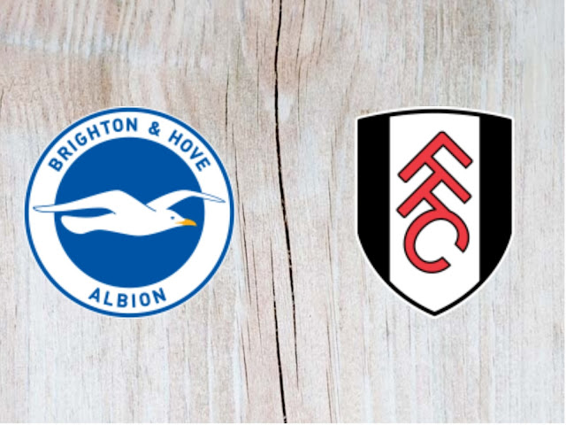 Brighton vs Fulham - Highlights 01 September 2018