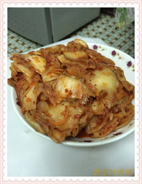 ☆深藏不露~韓式泡菜~安心實在的好料理☆