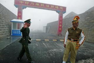 Perbatasan India - China