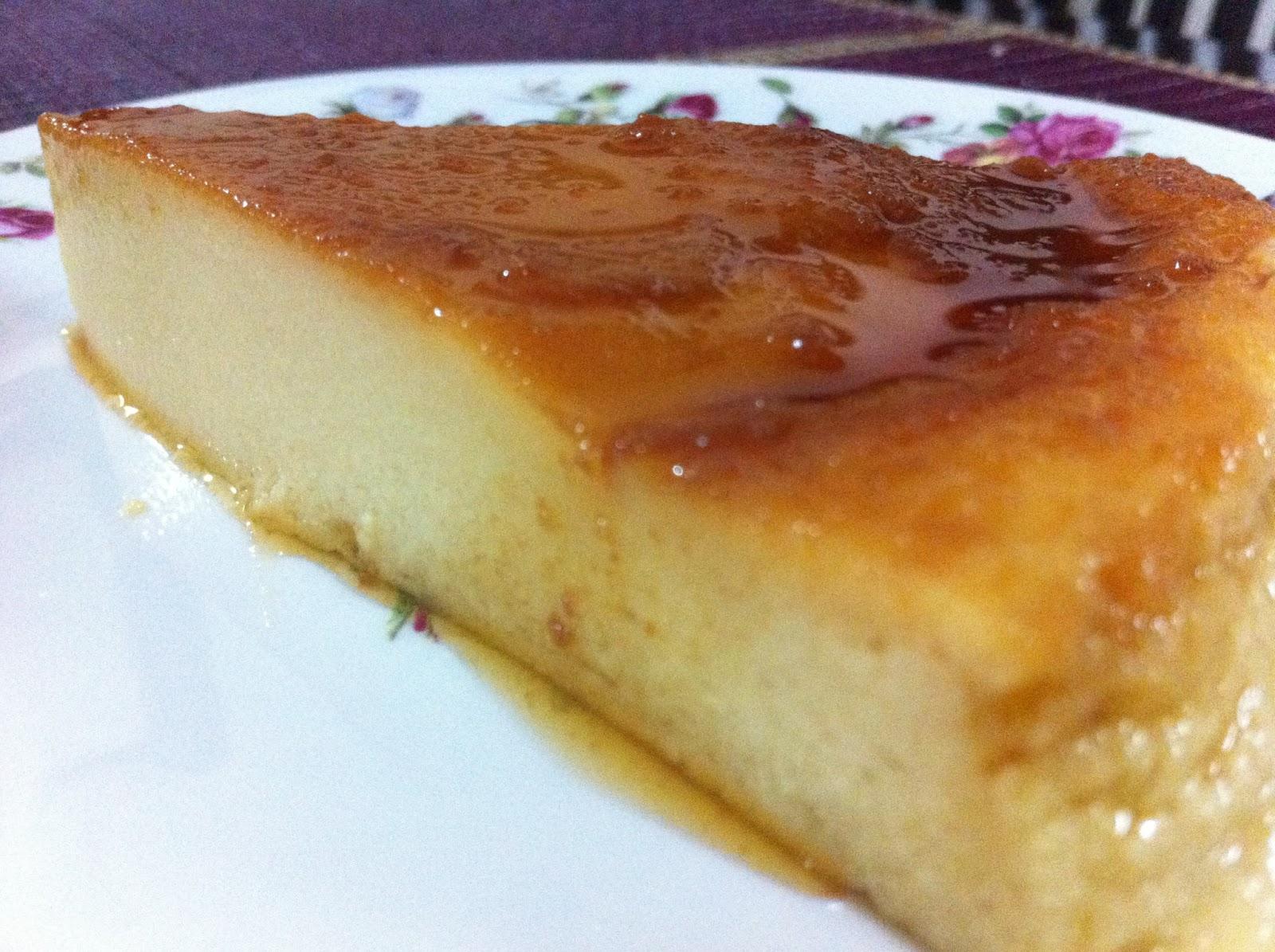 Resepi Puding Roti Karamel Azie Kitchen Copd Blog T