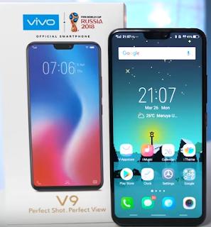 Harga Vivo V9 di BEC Bandung dan sepesifikasi
