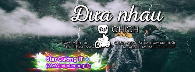 Share PSD Ảnh bìa Facebook 'Đưa Nhau Đi Chịch'