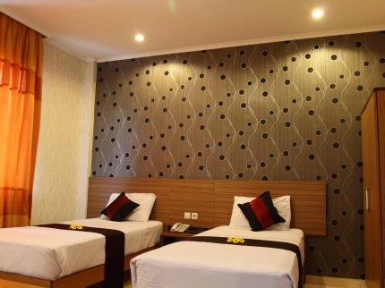 Fasilitas lengkap di Permata Hotel Bogor