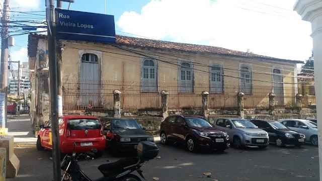 Rua Vieira Lopes vai ficar fechada e pronto! Com a prefeitura agora é assim
