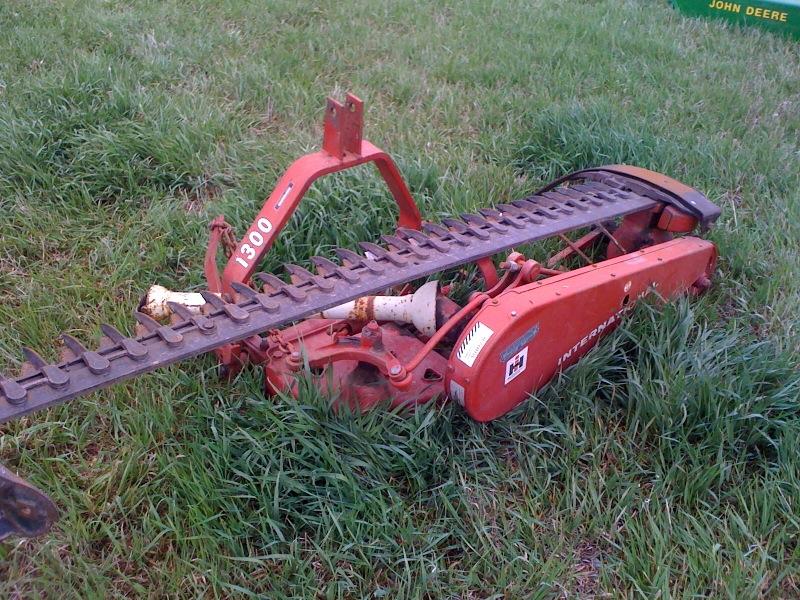 Ih 100 Sickle Bar Mower Parts Xle