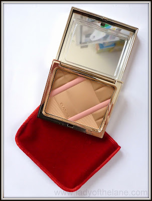 Clarins Colour Accents Face & Blush Palette