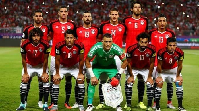 Piala Dunia 2018 Timnas Mesir