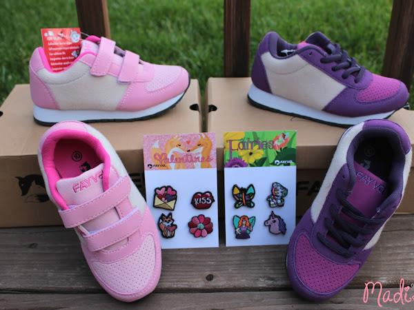 Fayvel Shoes - Cool, Comfy & Lots of Fun