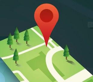 adakah cara melacak no hp lewat google maps