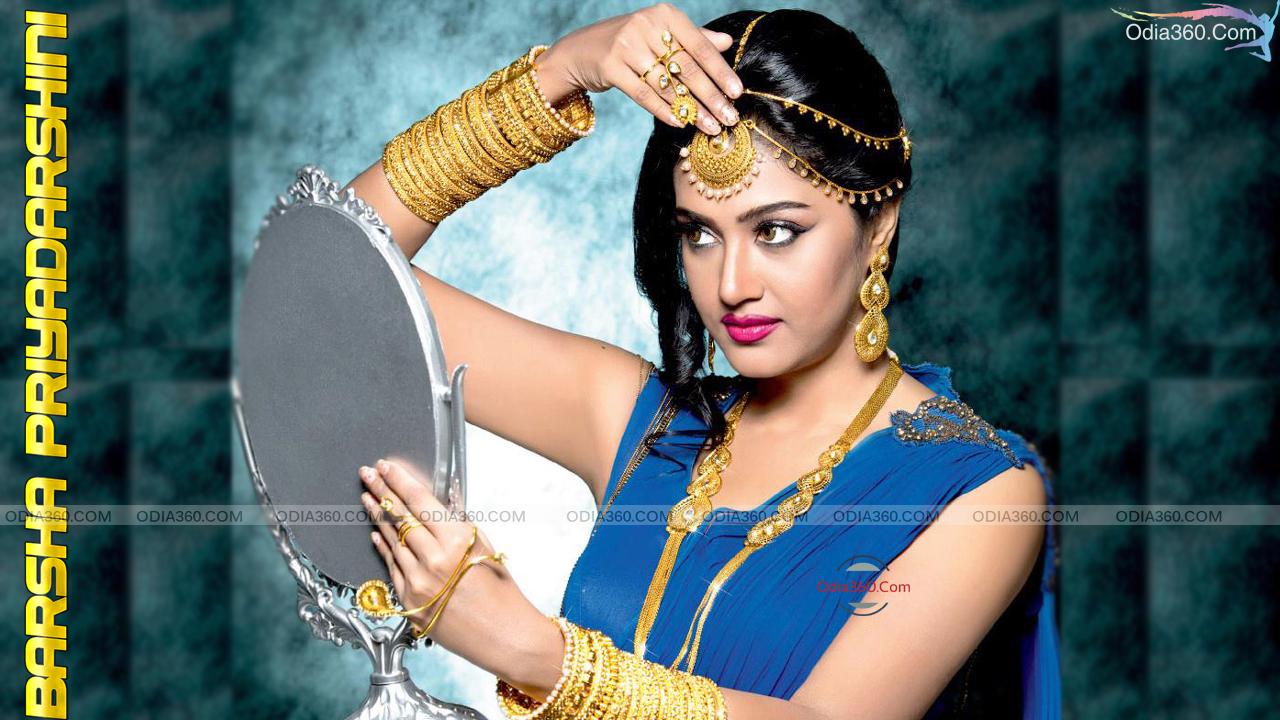 foto Barsha Priyadarshini