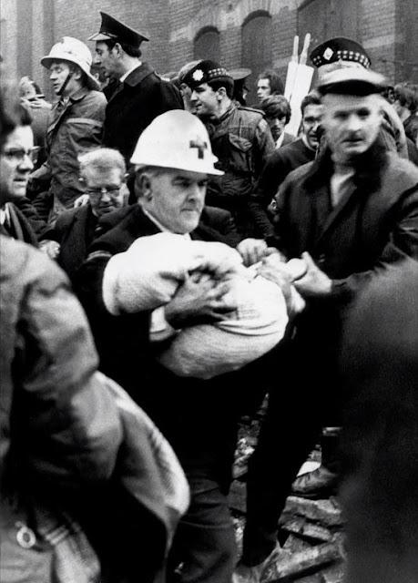 IRA bomb, Shankill Road, 1971